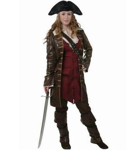 acheter adultes pirate costume pour femmes. Black Bedroom Furniture Sets. Home Design Ideas