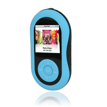 Portable MP4 Player 1.8 inch LCD Screen sport Memory sd Card Slot Clip music Player Radio FM ebook
