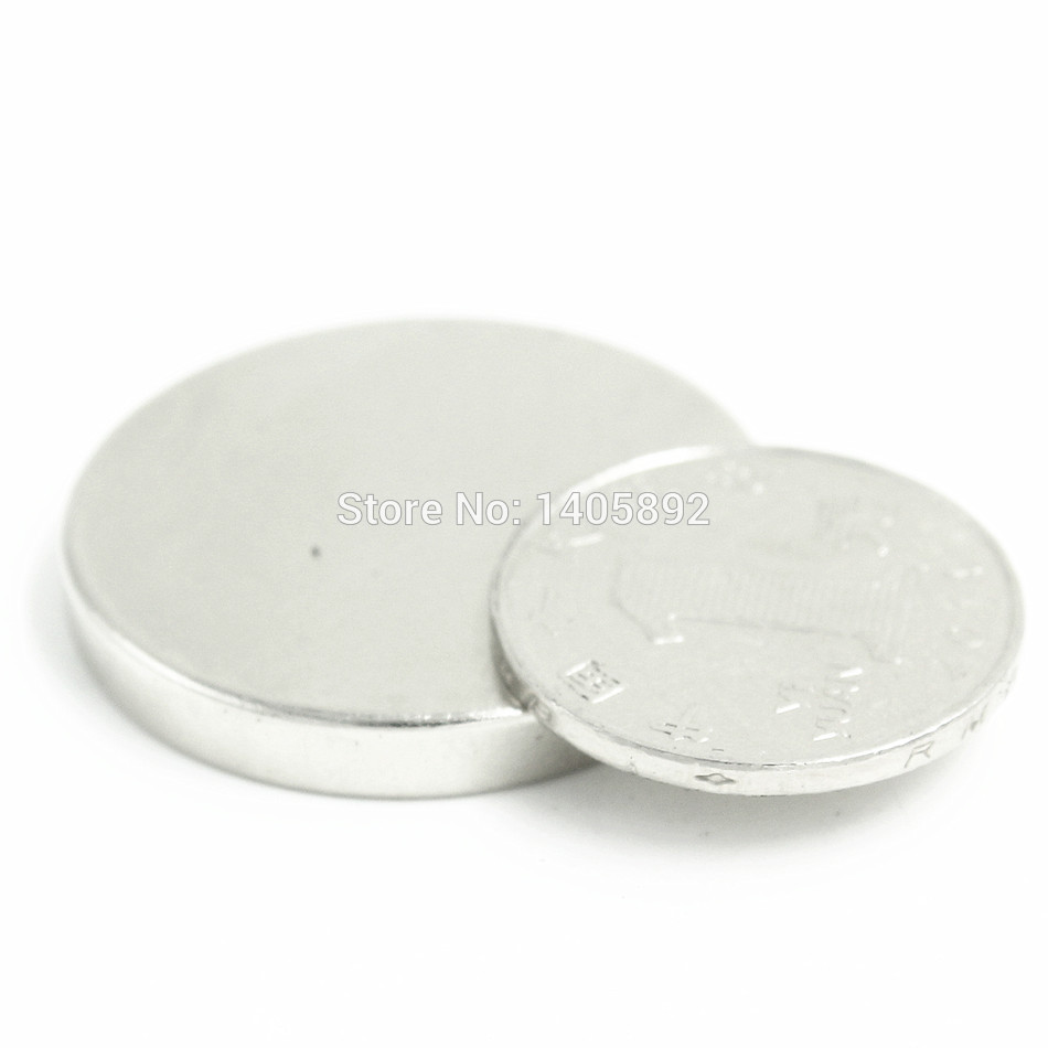 50pcs Super Powerful Strong Bulk Small Round NdFeB Neodymium Disc Magnets Dia 35mm x 5mm N35  Rare Earth NdFeB Magnet<br><br>Aliexpress