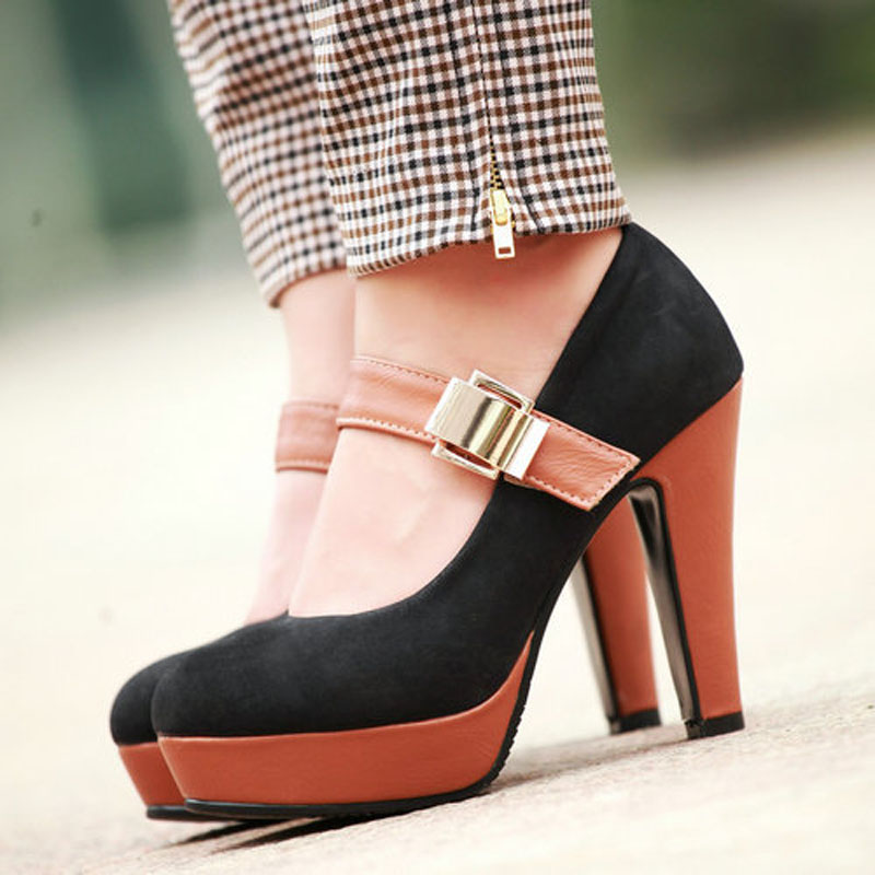 2014 sexy style thin heels mary janes pumps for women T1ZHD-9006 new arrived platforms high heels pumps shoes<br><br>Aliexpress