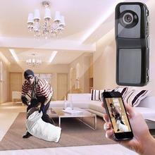 Wifi Secret Mini Spy MD81S Camera Plug and Play Infrared Night Vision DV Wireless IP Cam Brand New Mini Video Camcorder Recorder