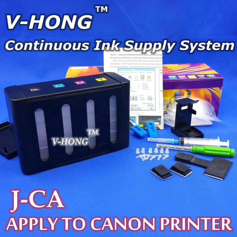Система непрерывной подачи чернил V-HONG j/ca pg/815 cl/816 840/841 740/741 & J-CA-100ML набор 033 3 лака 7 мл vinyl 815 816 822