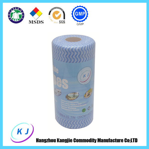 Free Shipping 40pcs Kitchen/Bathroom/Floor Dry Wipes/Cleaning Cloth Nonwoven Kitchen Towel(China (Mainland))