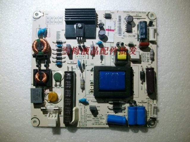 LED power supply board HLL-2637WE RSAG7.820.5228 / ROH(China (Mainland))