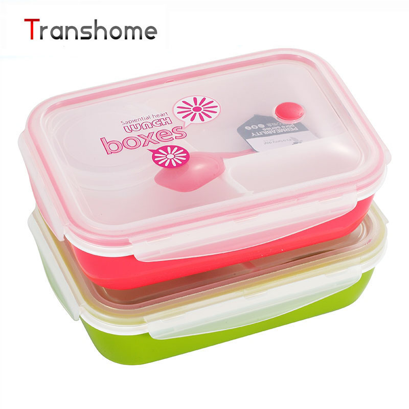 online buy wholesale plastic food container compartment. Black Bedroom Furniture Sets. Home Design Ideas