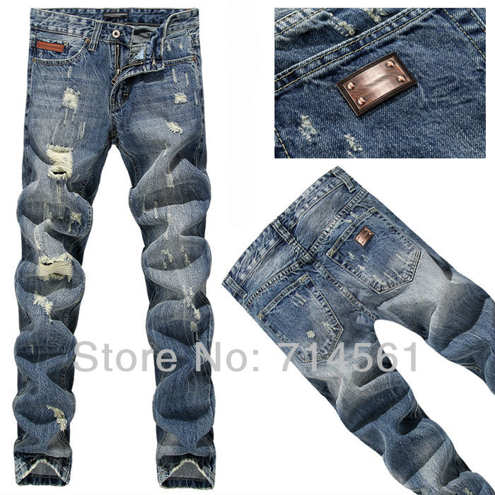 Buy 2014 New Mens Jeans,Men Famous Brand Fashion Jeans,Designer ...