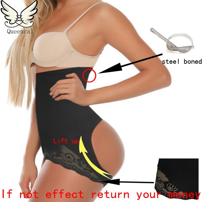 butt lifter hot body shapers butt lift shaper women butt booty lifter with tummy control butt enhancer waist trainer cincher(China (Mainland))