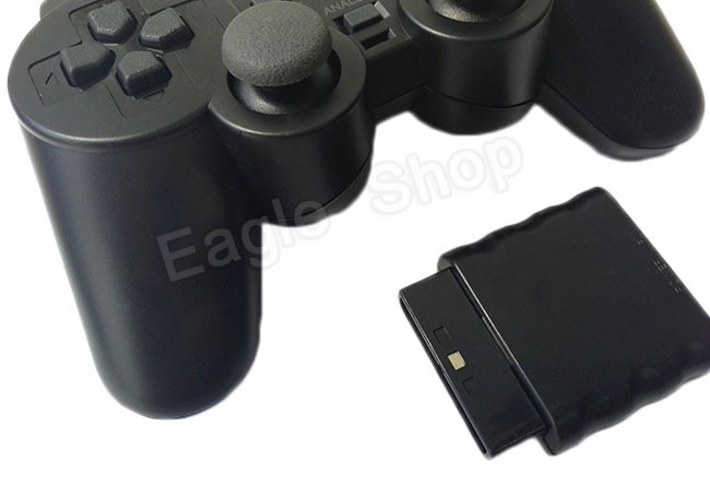image for High Quality For PS2 Controller For Sony Playstation 2 Wireless Contro