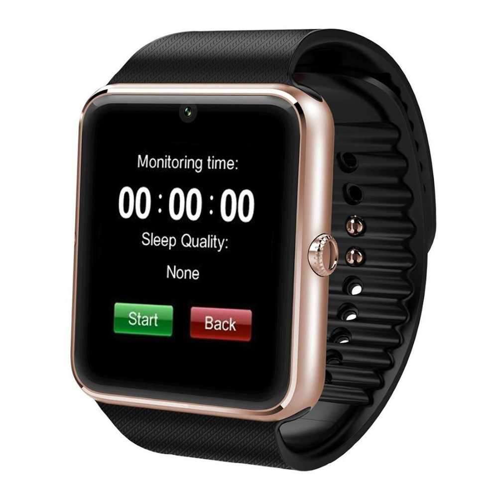 New Bluetooth smart watch support SIM card wearable device wristwatch for apple iPhone Android IOS phone(China (Mainland))