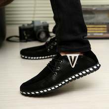 new 2014hot sale and high quality British style fashion shoes casual flat shoes men shoes 3colors for choose 85 size 39-44(China (Mainland))