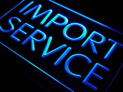 j654-b Import Service Trading Company LED Neon Light Sign Wholesale Dropshipping(China (Mainland))