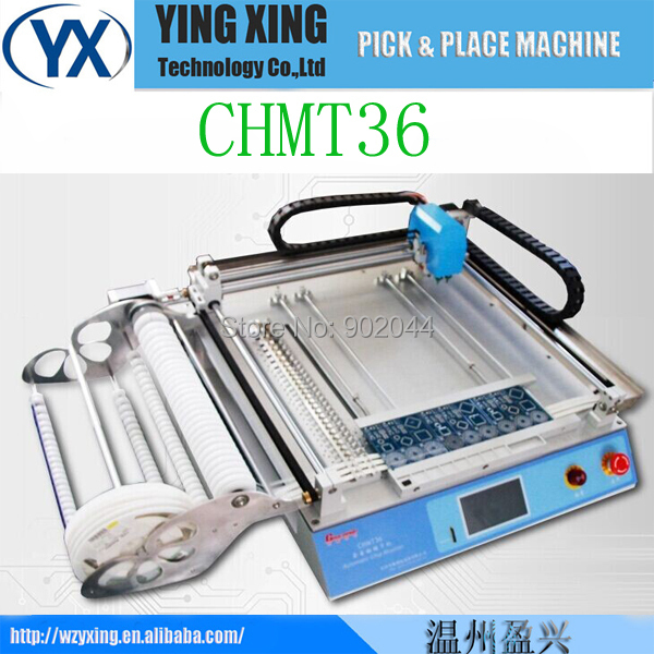 Pick and Place SMT Machine,CHMT36,Automatic(China (Mainland))