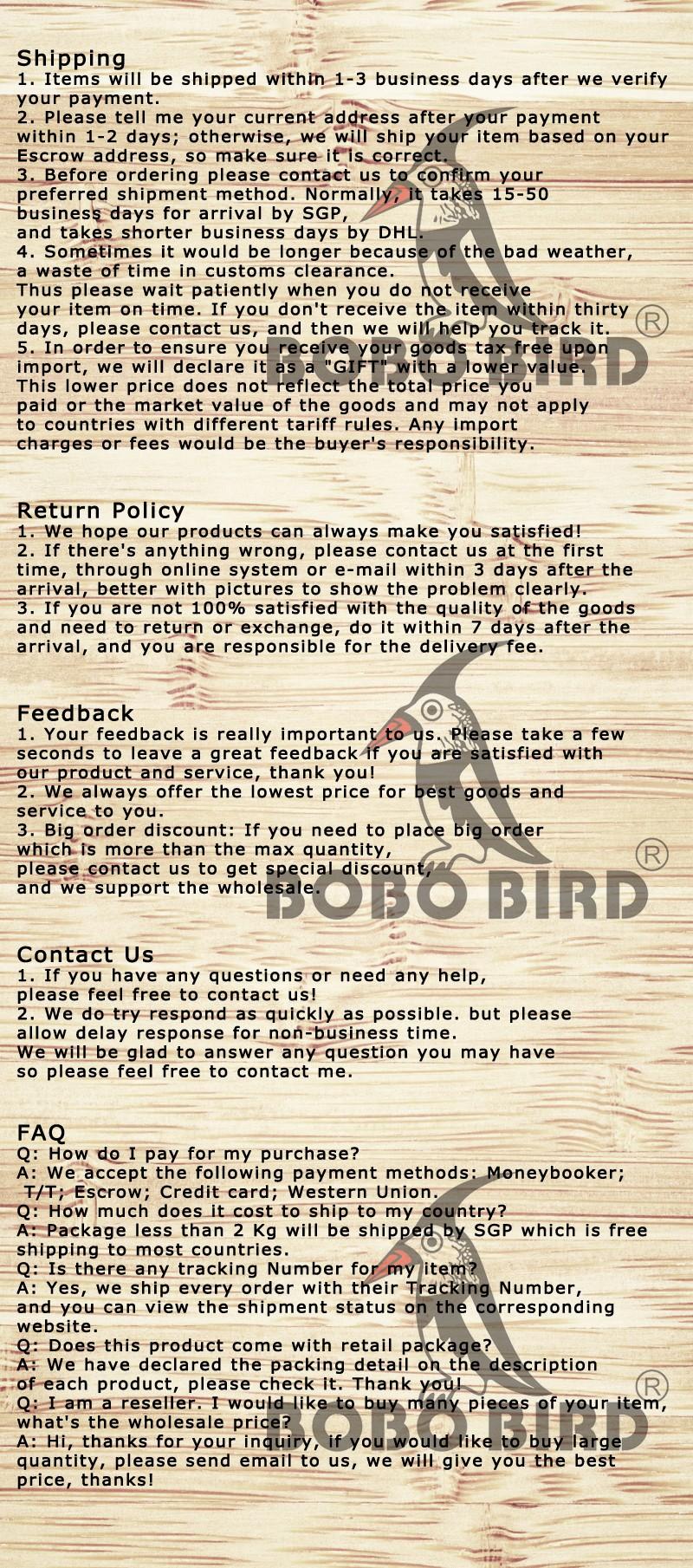 BOBOBIRD I22 Повседневная Мужские Наручные Часы Природа Бренда Дизайн Черного Дерева Деревянные Часы С Деревянным Ремешок Как Подарок Принять Настройки Relogio