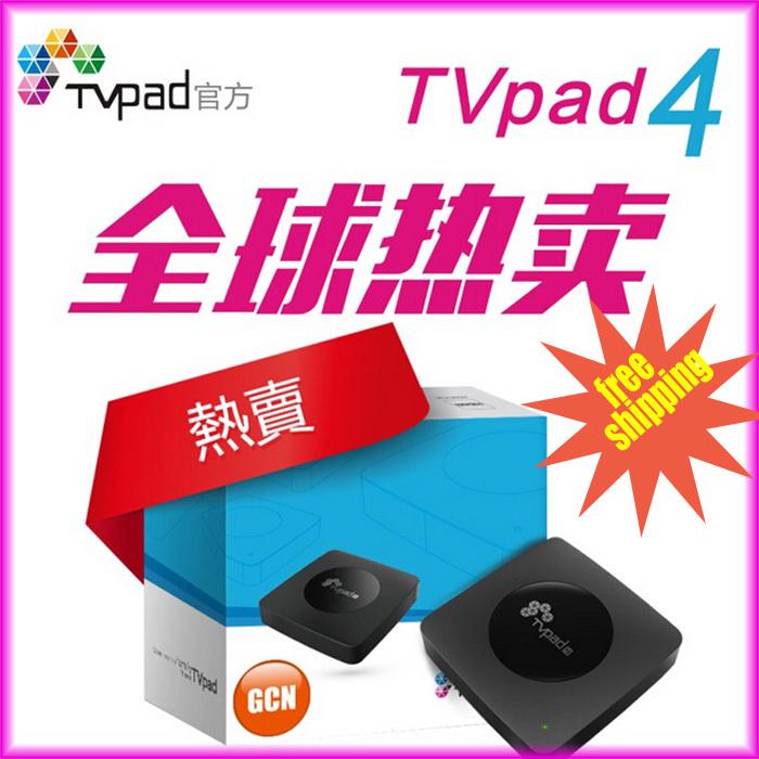 tvpad4 2015 tvpad Original Chinese HongKong Taiwan Live Streaming HD Channels IPTV Box TVPAD M418 Built-in WiFi free shipping(China (Mainland))