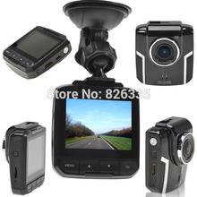 Full HD 1080P Car DVR 2 inch TFT LCD Screen Vehicle DVR  Camera Car Video Recorder(China (Mainland))