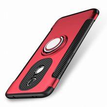 TeoYall adsorción estuches para Xiaomi Redmi 4X/note 4 4X funda para xiomi Redmi note4 versión Global Protector de silicona(China)