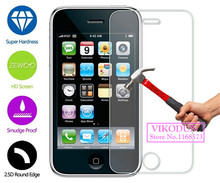 For iPhone 3G 3GS glass film Tempered Glass Screen Protector glass film 9H 2.5D Anti-Scratch projector glass screen protection