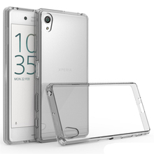 Buy Sony Xperia XA Phone Case Cover Silicone Thin Soft TPU Clear Back Fundas Transparent Capa Ultra Slim Silicon Coque Flexible for $1.03 in AliExpress store