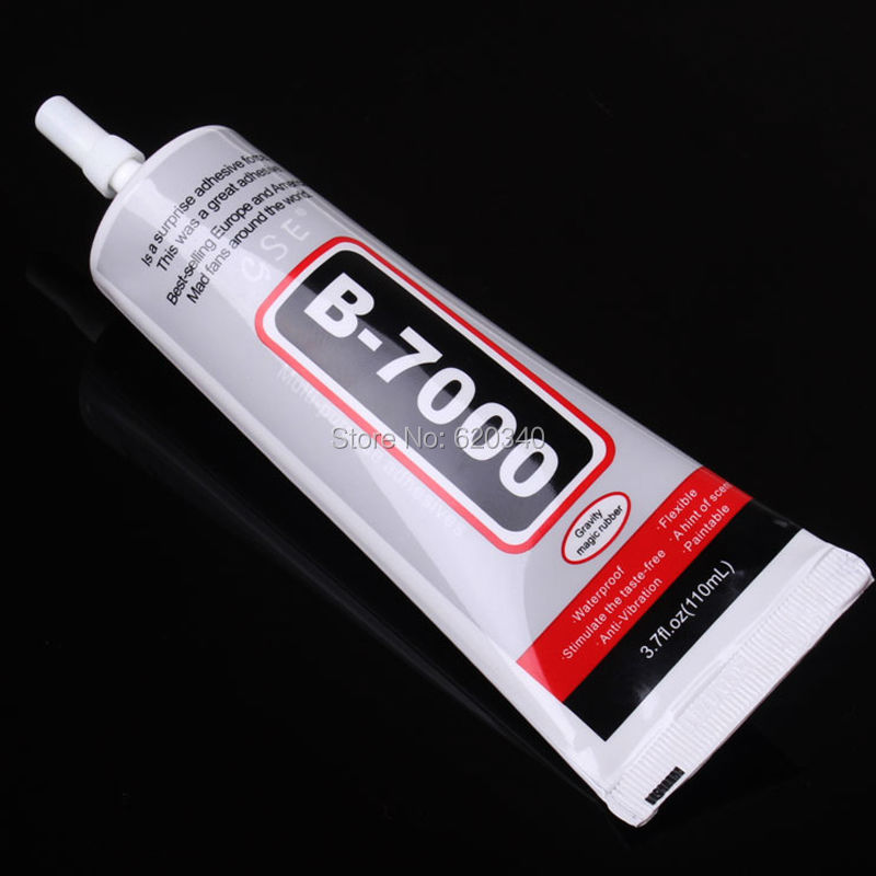Singapore Post 110ML B-7000 Multi-purpose Adhesives For Mobile Phone Repair Touch Screen Glue DIY Tools Free shipping(China (Mainland))