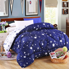 Home Textiles bedding quality antibacterial is the core thickening warm feather velvet winter quilt factory direct(China (Mainland))