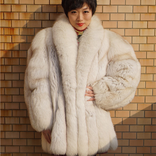 Fox Fur Coats - Tradingbasis