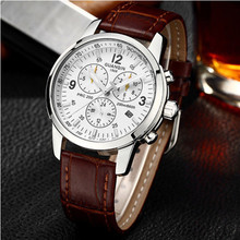 GUANQIN watches men luxury brand full steel mechanical hours reloj hombre causal automatic male wristwatches relogio