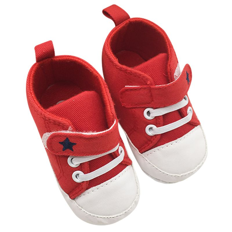 Baby Boy Shoes Girls Boys Soft Soled Crib Kids Sneakers Newborn 0-18 Months First Walkers(China (Mainland))