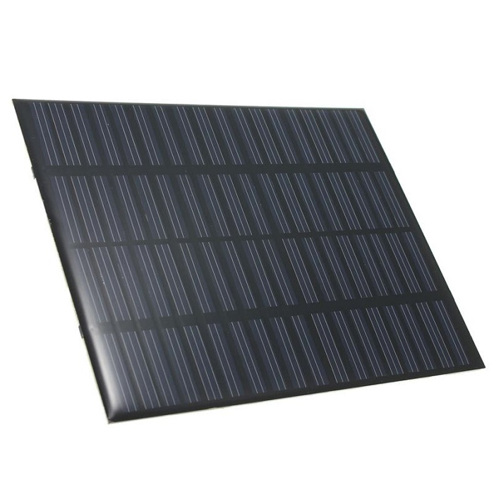 Epoxy Mini Solar Cell 1.5W 18V Polycrystalline Solar Panel DIY Solar Power For 12V Battery Charger Education Kits 140*110MM(China (Mainland))