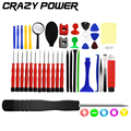 CRAZY POWER 40 in 1 Multi function Precision Opening Pry Screwdriver Sets Disassemble Cross iPhone Ipad