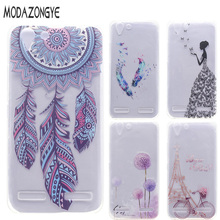 Buy Lenovo A6020a40 Case 3D Flower Soft TPU Phone Case Lenovo A6020 A40 Vibe K5 Vibe K5 Plus Case Silicone Back Cover Skin for $1.68 in AliExpress store