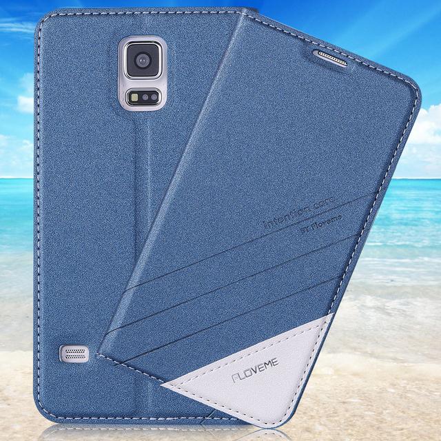 Case Samsung S5/S6/S6edge/S6edge Plus/S7/S7Edge Leather Wallet