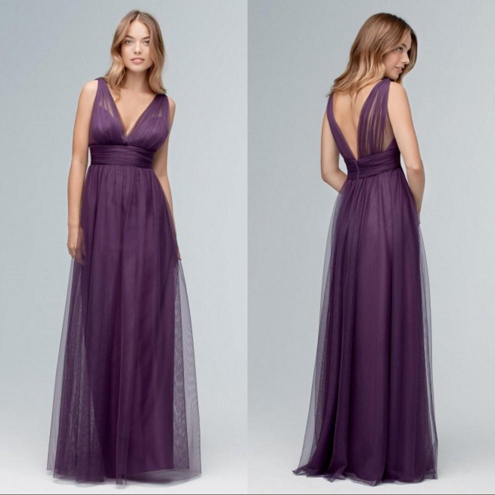 Deep Purple Bridesmaid Dresses Price, Deep Purple Bridesmaid ...
