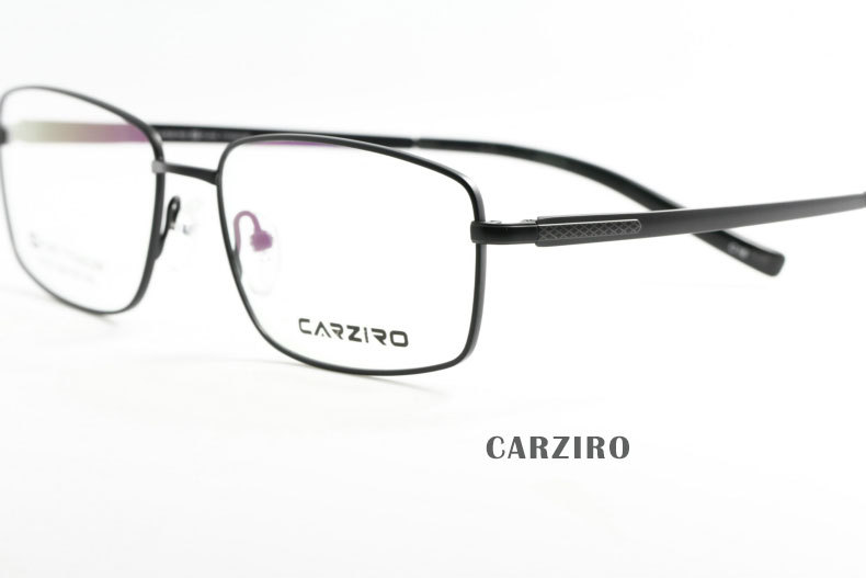 Lightweight Titanium Eyeglass Frames : CARZIRO eyeglasses frames to him glasses Titanium High ...