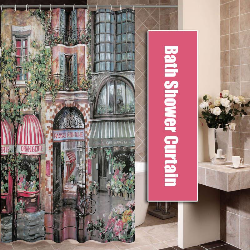 "Vogue Bath Products Rue Di Rivoli Shower Curtain 72"" X 72""#83291(China (Mainland))"