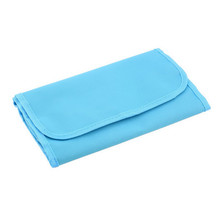 1Pc New Man Women Portable organizer bag Foldable travel storage bags Toiletry Wash Bag 2 Colors
