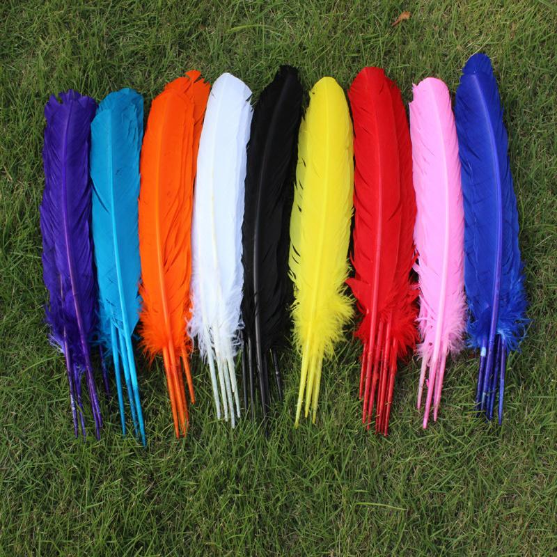 Popular turkey craft feathers buy cheap turkey craft for Where to buy craft feathers
