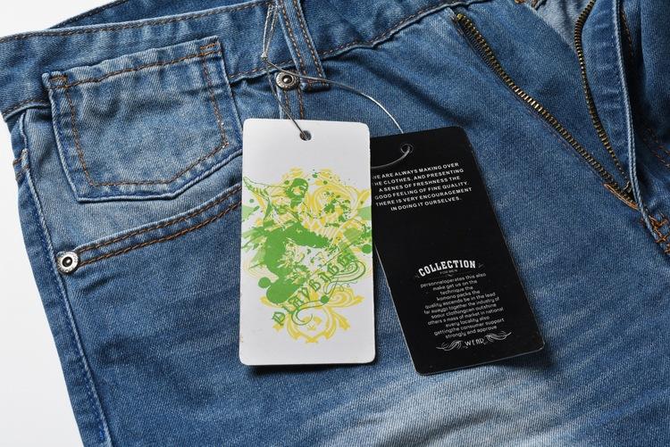 Скидки на 2014 новые простые и удобные джинсы плюс размер джинсы, мешковатые мужские брюки жира брата прилив джинсы размер 30-46
