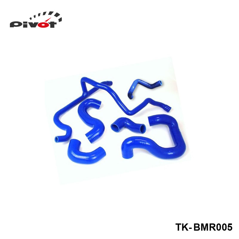 Tansky - Radiator hose kit  for BMW Mini E30 M20 320i/325i 89-92 (6pcs) TK-BMR005<br><br>Aliexpress