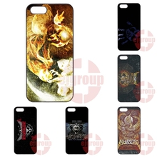 Killswitch Engage Incarnate Apple iPhone 4 4S 5 5C SE 6 6S 7 7S Plus 4.7 5.5 iPod Touch Phone Cases Covers - Top 10 Store store