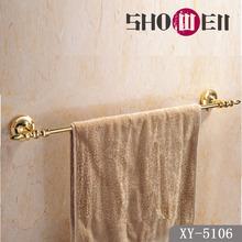 Write to do a thousand Chinese showell new classical European hardware bathroom single towel bar 5106