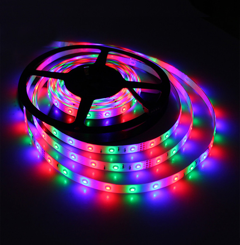 5M/roll  SMD3014 Waterproof led strips 300leds  DC12V red yellow green blue white for outdoor lighting<br><br>Aliexpress
