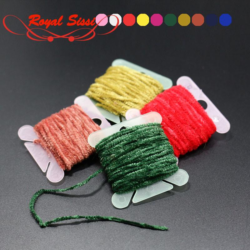 Что нужно для вязания мушки