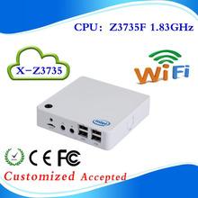 Factory Price Mini PC i5 Industrial Mini PC Desktop Computers I3 Z3735F 1.33GHZ Support MIC