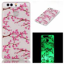 Fashion Luminous Case Huawei P9 Fluorescence Soft TPU Cover Ascend Lite 5.2 inch Glow Dark Silicon Skin - Shenzhen RYG group co., LTD store