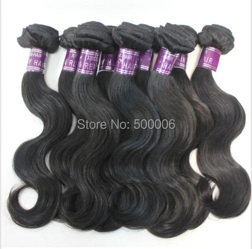 Unprocseed human hair extensions mix length virgin indian remy hair weft weave 3pcs/lot fee shipping<br><br>Aliexpress