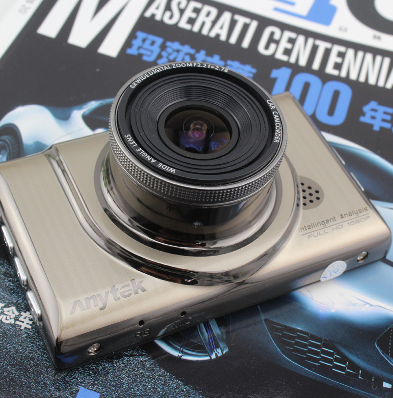 2015 новый оригинальный Anytek A100 + FHD1080P камеры автомобиля