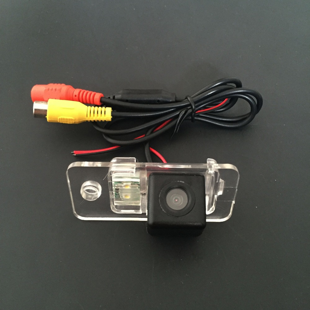 CCD Car Reversing Rear View / Back Up / Camera Reverse Camera For AUDI Audi A4 / S4 / RS4 2001~2008 / License Plate Light OEM(China (Mainland))