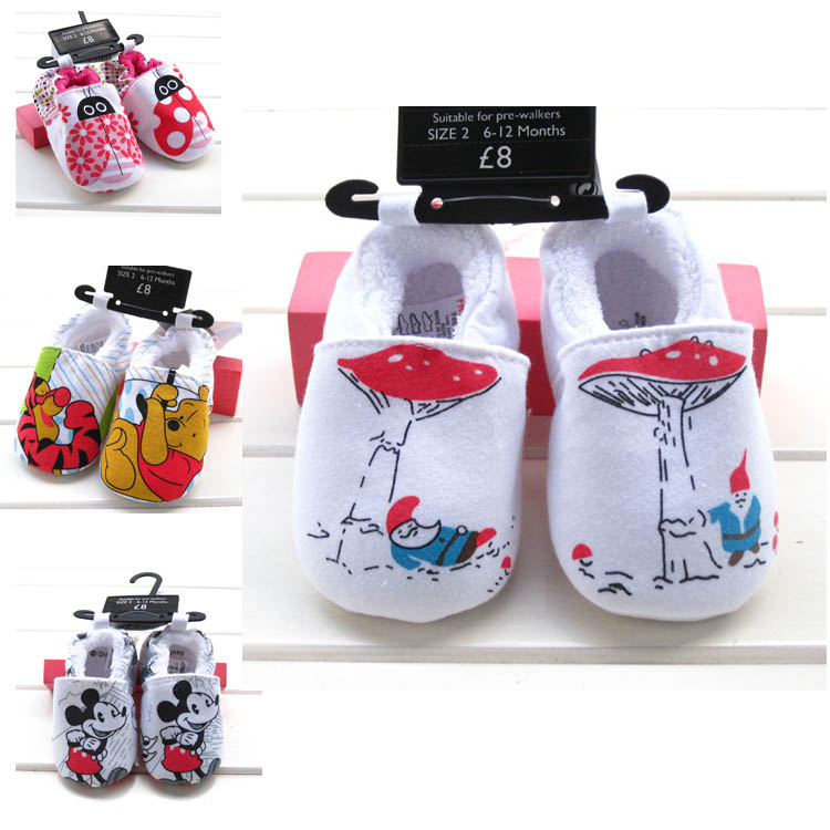 Best 2015 New Winter Baby Boys Shoes Unisex Infant Toddler ...