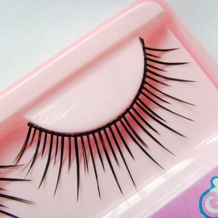 1 pair/pack Natural long photography false eyelashes.Min order 12 items mixed.18.18766.Free shipping(China (Mainland))