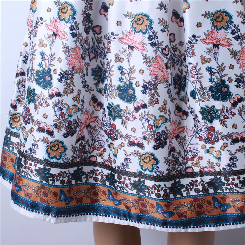 HTB1QOh9QFXXXXXWaXXXq6xXFXXXq - GOKIC 2017 Summer Women Vintage Retro Satin Floral Pleated Skirts Audrey Hepburn Style High Waist A-Line tutu Midi Skirt